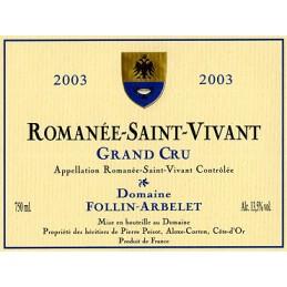 Romanee Saint Vivant Grand...